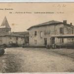 Lavoir-Ferme  M.P.Simonin